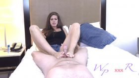Ivy Secret gives her Brother the best FootJob Ever! – Wang-Her Pictures