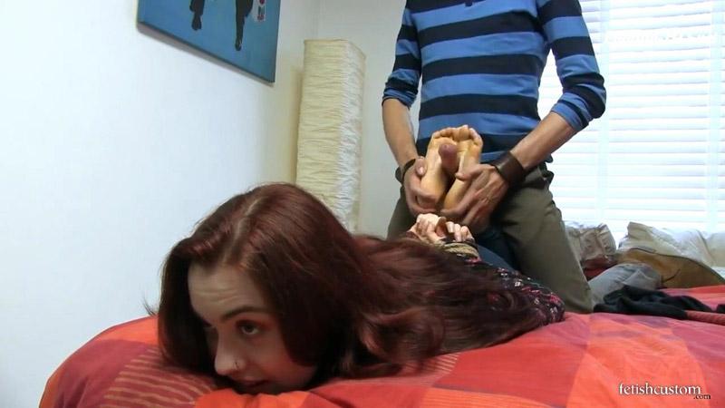 Young Lola Rae And The Bondage Creep Foot Fucker – Fetish Custom – Videos on Demand