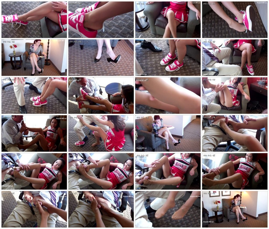 Sneakers and stockings footjob – Bodies and Soles_scrlist