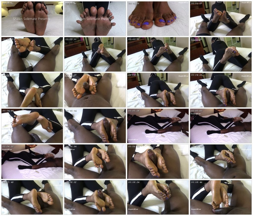 Black Hour Glass Reverse Footjob – Solemates and Footjobs_scrlist