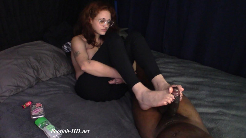 Topless Mana - Solemates and Footjobs