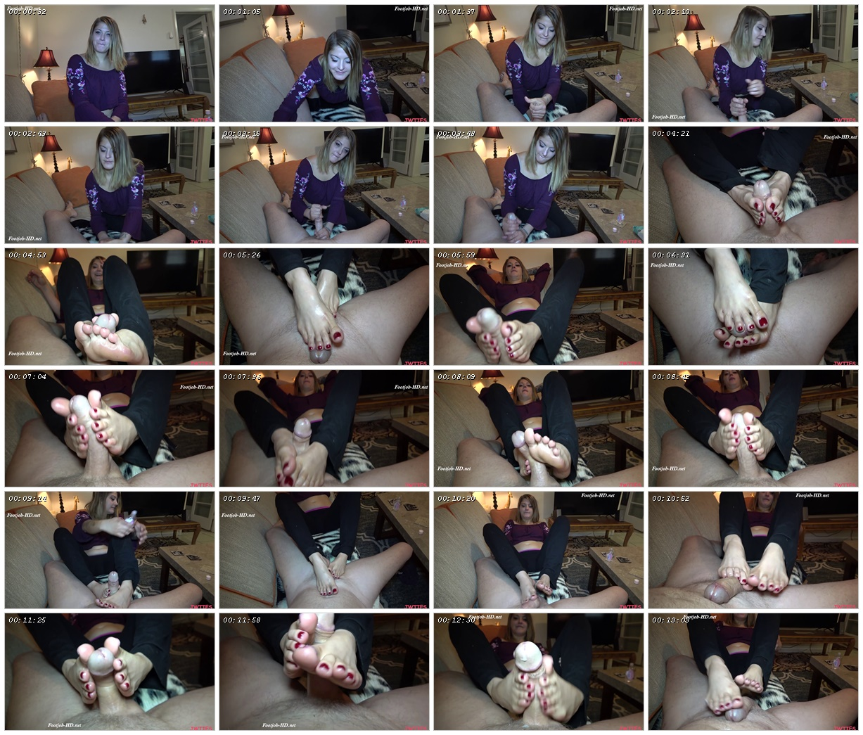 Velvets Soft Soles – First Time Foot Girls – Velvet Foxx_scrlist