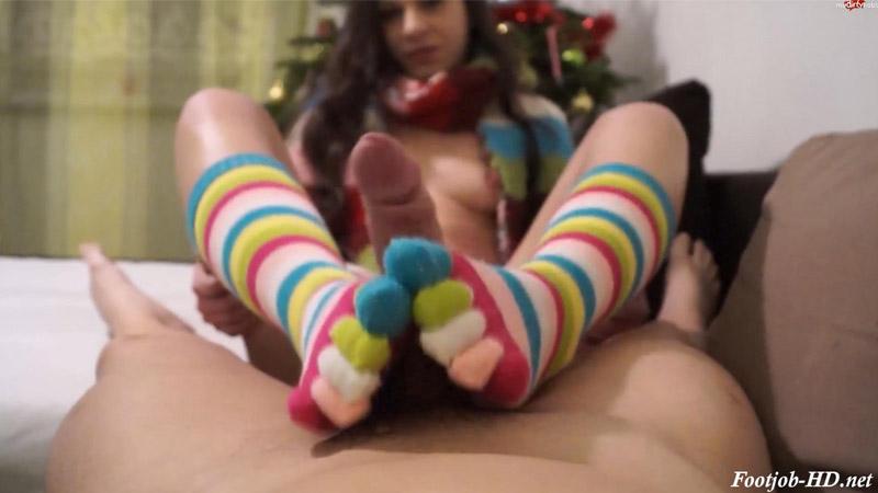Meine Nikolaus Socken ! – IsabellaDE