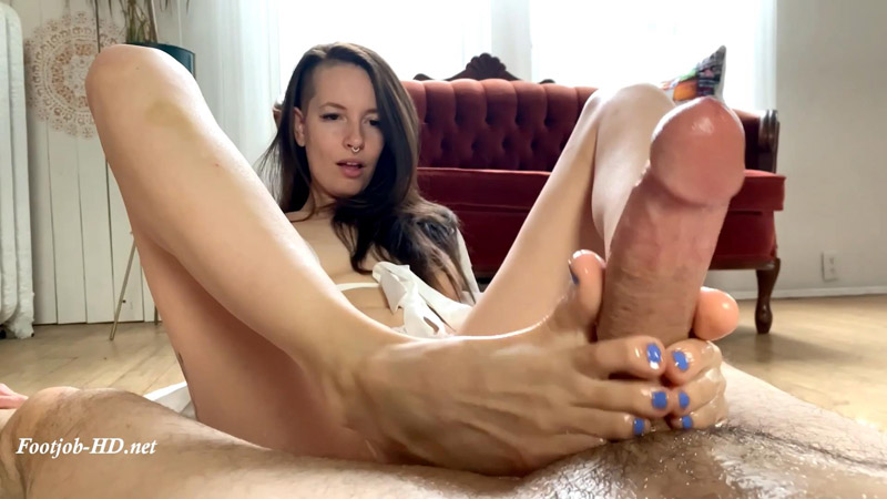 Really cool vo d balm cum feet porn images