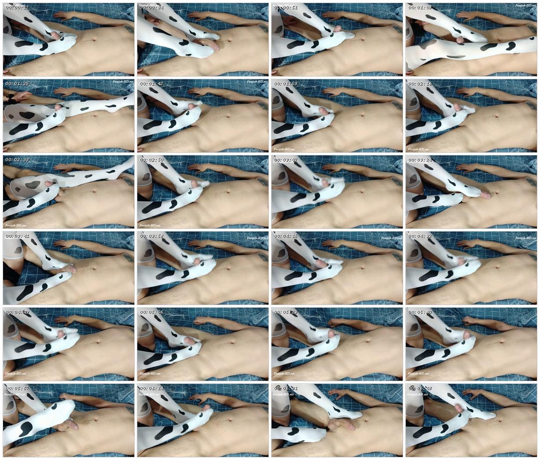 Footjobs - cum on my feet - JessAndLi_scrlist