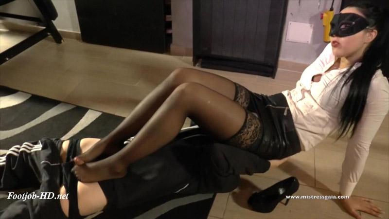 Mistress Gaia - Secretary
