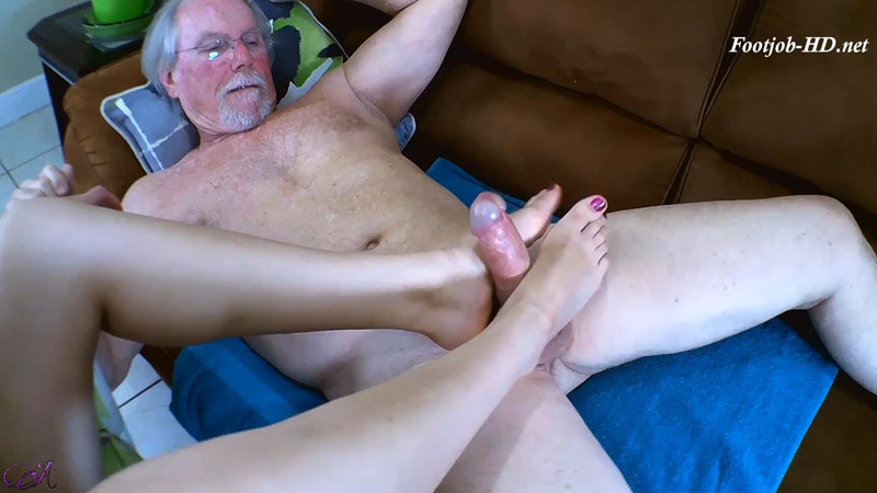 Uncle Jack Likes My Pretty Pink Toes - Aglaea Productions - Lana Anal