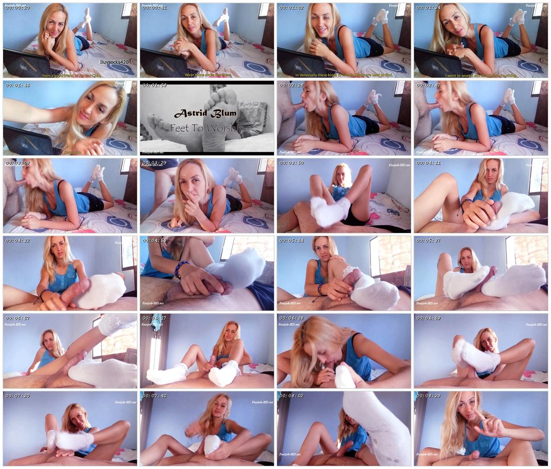 Video Request (ILuvsocks420) Fan Club – Astrid Blum_scrlist