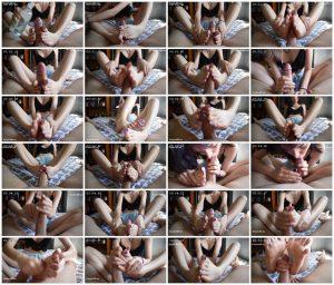 My first FootJob – FeetOfLilBunny_scrlist