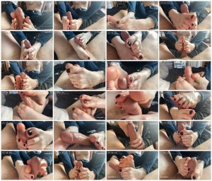 Cucked by My Feet - LucySpanks_scrlist