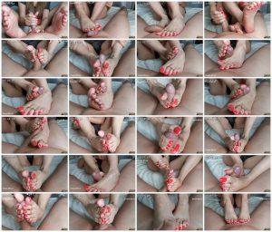 Foot Job Explosion - Sexy-Lena_scrlist