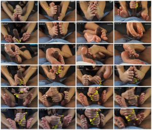 First Footjobs with Dallas – Yourfeetsweetiee_scrlist