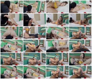 Stefania Mafra's Sexy Footjob – Freak Mob Media_scrlist