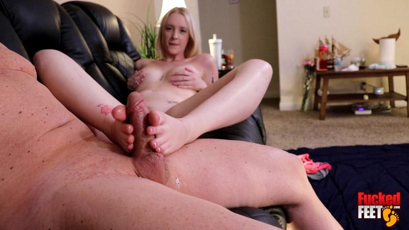 Marilyn Johnson's Size 9 Feet! – Fucked Feet