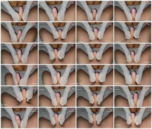 Stepmom footjob in white socks – AnnaFire_scrlist